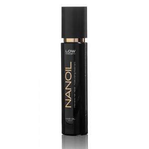 Najlepszy naturalny olejek do włosów Nanoil